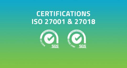 ISO27001 ET  ISO 27018